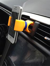 cheap -Double C Bracket Bike Phone Bracket Car Out Of The Air Navigation Universal Phone Clip