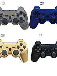 cheap -DF-0082 Bluetooth Gamepads - Sony PS3 Gaming Handle Wireless