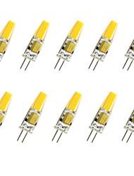 abordables -1.5W G4 Bombillas LED de Mazorca T COB COB 100-150 lm Blanco Cálido Blanco Fresco K Decorativa V