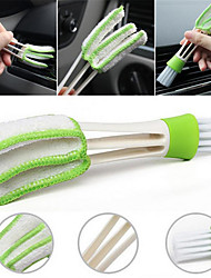 cheap -2016 New Cleaning Window Blinds Brushes Air Conditioning Car Keyboard Cleaner Shutter Home Tool Multifunctional Dust Cleaning Brush