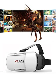 cheap -VR 3D Glasses 1.0 Version Virtual Reality Video Movie Game Glasses Headset