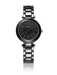 baratos -Mulheres Relógio de Pulso Venda imperdível / / Lega Banda Casual / Fashion Prata
