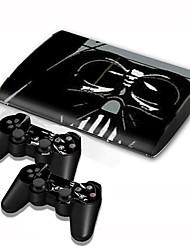abordables -B-SKIN B-SKIN Adhesivo Para Sony PS3 ,  Novedades Adhesivo Vinilo 1 pcs unidad
