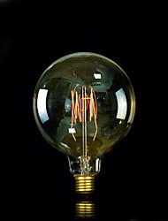 bofa g125 13ak 25w antique sphère de boule de soie edison lampe (85v-265v)