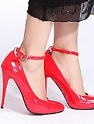 Femme Chaussures à Talons Nouveauté Synthétique Cuir Verni Similicuir Printemps Eté Automne HiverMariage Décontracté Habillé Soirée &