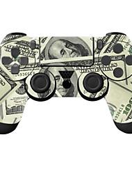 Недорогие -б-Skin® кожа стиль обертывание подходит для контроллера PS4 DualShock 4 (контроллер не входит в комплект)