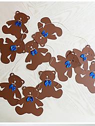 Недорогие -1 комплект (9pc) Рождественский венок хвою рождественские украшения для лент диаметром домой партии NAVIDAD новые поставки год