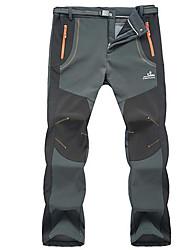 Abbigliamento da neve Pantalone/Sovrapantaloni Per uomo Abbigliamento invernale Cotone Vestiti invernaliOmpermeabile Tenere al caldo