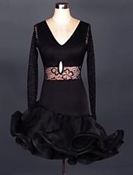 dovremo abiti da ballo latino vestito organza da donna