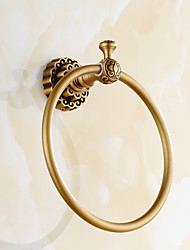 Towel Ring Antique Brass 18cm 22cm Towel Ring Wall Mounted