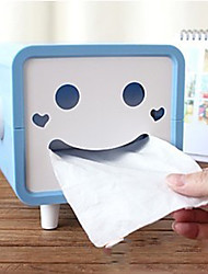 cheap -1Pc Random Color Original Home kitchen Supplies Facial Tissue Holders Multifunctional