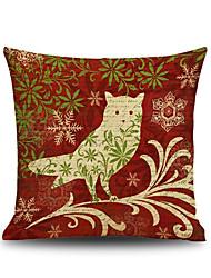 cheap -1 PC Household Articles Back Cushion Novelty Originality Christmas Fashionable Single Pillow Case