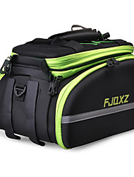 cheap -FJQXZ Bike Bag Bike Trunk Bags Holdall Panniers & Rack Trunk Bike Saddle Bag Bike Handlebar Bag Sling & Messenger Bag Waterproof