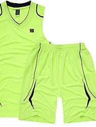 Ensemble de Vêtements/TenusSport de détente / Badminton / Basket-ball / Course/Running-Sans manche-Homme
