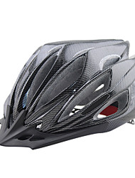 cheap -Bike Helmet CE Cycling 24 Vents One Piece Visor Mountain Ultra Light (UL) Sports Youth Carbon Fiber + EPS PC EPS Mountain Cycling Road