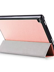 cheap -Solid Color Pattern Oil Painting PU Leather Case with Sleep for 8.9 Inch Amazon New Fire HD8