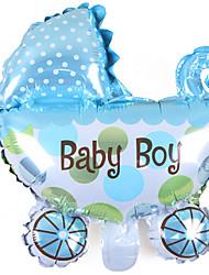 Недорогие -Игрушечные машинки / Мячи / Воздушные шары Автомобиль Для вечеринок / Надувной Алюминий Мальчики / Девочки Подарок