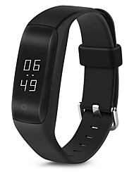 cheap -Smart Bracelet iOS Android IPhone Water Resistant / Water Proof Long Standby Pedometers Health Care Sports Heart Rate Monitor Alarm Clock