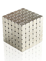 cheap -Linlinzz Children's DIY Buckyball Square Magnetic Stainless Steel Cube Magnetic Sculptures Cube Healing Toys- 5mm