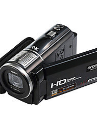 "ORDRO® HDV-F5 1080P Digital Video Camera 3"" Touch Screen 16X Digital Zoom Remote Control Support Macro Function"