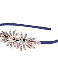 Women's Gemstone & Crystal Hair Tie,Casual Crystal All Seasons