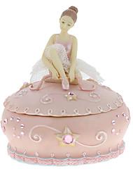 abs rosa kreative für Geschenk romantische Musik-Box