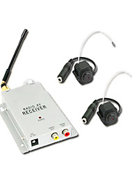 cheap -1.2GHz Deluxe Security CCTV Wireless CMOS Color Video and AV Receiver