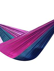 baratos -2 Pessoas Rede de Acampamento Portátil Dobrável Respirabilidade Compressão para Equitação Campismo Viajar Exterior