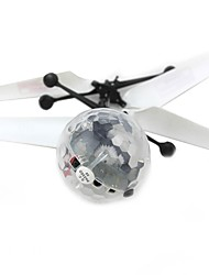 cheap -Flying Gadget Balls Light Up Toy Plane / Aircraft Diamond Lighting Novelty Plastic Metal Gift 1pcs