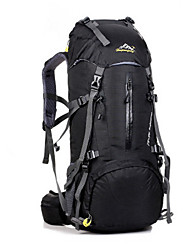 cheap -50 L Travel Organizer Hiking & Backpacking Pack Camping / Hiking Climbing Traveling Multifunctional Nylon
