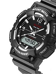 SANDA Men's Smart Watch Sport Military Style Waterproof Sport Japanese Quartz Watches Shock  Relogio Digital Watch