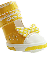 Dog Shoes & Boots Casual/Daily Polka Dots For Pets
