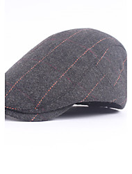 Men Satin Floppy Hat,Casual All Seasons