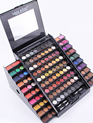 130 Lidschattenpalette Trocken Lidschatten-Palette Puder NormalAlltag Make-up / Halloween Make-up / Party Make-up / Feen Makeup / Cateye