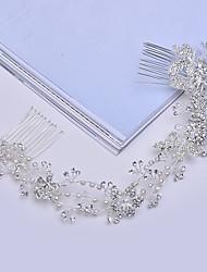imitacija perla za slitine perla češlja za glavu elegantnog stila