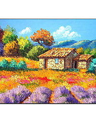 """cheap -Case for Macbook Air 11.6""""/13.3"""" Bohemian Style Plastic Material Oil Painting Scenery"""
