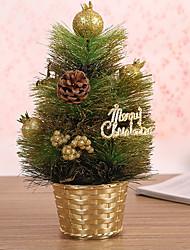 Недорогие -1 шт Рождественский венок хвою рождественские украшения для домашнего диаметра партия 20см NAVIDAD новые поставки год