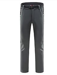Sportivo Abbigliamento da neve Pantalone/Sovrapantaloni Per uomo Abbigliamento invernale Cotone Vestiti invernaliImpermeabile / Tenere al