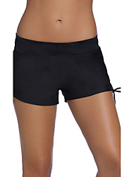 Women's Ruched Side Swimsuit Bottom