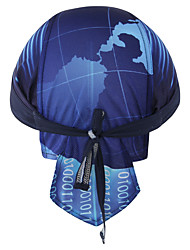 Недорогие -XINTOWN Skull Caps Кепка Повязки от пота Сделать тряпку С защитой от ветра Защита от солнечных лучей Устойчивость к УФ Дышащий Быстровысыхающий Велоспорт Синий Зима для Муж. Жен. Универсальные