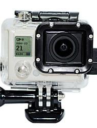 Beskyttende Etui Filter til lommelygteglas Til Action Kamera Gopro 3 Gopro 2 Snescooter Sejlsport Kajaksport Wakeboard Ski