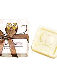 Presente de casamento Mini Night Owl Sabonete 36g