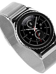 cheap -Watch Band for Gear S2 Samsung Galaxy Milanese Loop Modern Buckle Metal Stainless Steel Wrist Strap