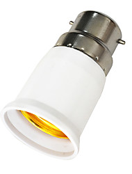 cheap -B22 to E27 LED Bulbs Socket Adapter High Quality Lighting Accessory