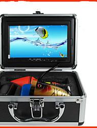 cercatore dei pesci sott'acqua 30m macchina fotografica subacquea pesca del dvr record di telecamera HD 1000 TVL 7 '' schermo lcd digitale