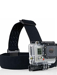 cheap -Front Mounting Case/Bags Straps For Action Camera Gopro 5 Gopro 3 Gopro 3+ Gopro 2 Universal Aviation Film and Music Hunting and Fishing