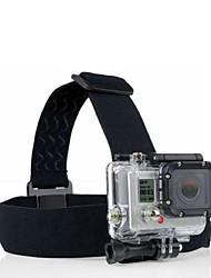 Fixation Frontale Sacs Avec Bretelles Pour Caméra d'action Gopro 5 Gopro 3 Gopro 3+ Gopro 2 Universel Aviation Film et Musique Chasse et