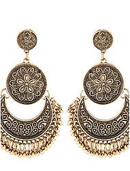 cheap -Women's Chandelier Drop Earrings - Drop Vintage, European, Fashion Gold / Silver For Daily