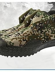 Hiking Shoes Unisex Anti-Slip Wearproof Ultra Light (UL) Outdoor Leatherette PU Leisure Sports