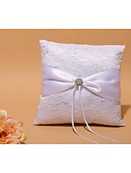 blanc 1 rubans arc strass satin dentelle cérémonie de mariage belle